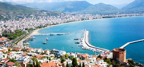 Flug Hotel Antalya Turkei Travelstart